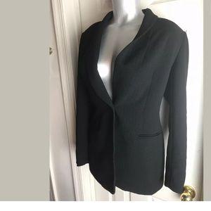 Jones New York-Black Suit Jacket Size 6